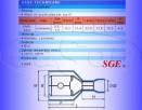 Konektor izolowany 0,5-1,5mm do złączek T SGE 5szt - 2