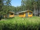 Domki letniskowe nad jeziorem, Wiele na Kaszubach - 1