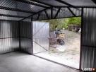 Garaże blaszane Garaż blaszany Blaszak 5x7 WDUSPAD OCYNK - 7