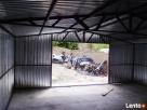 Garaże blaszane Garaż blaszany Blaszak 5x7 WDUSPAD OCYNK - 6