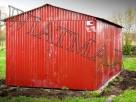 Garaż blaszany 2 x 3 m,dwuspadowy,drewnopodobny,producent - 2