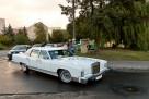 Wynajem zabytkowego Lincolna Continentala - 3