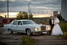 Wynajem zabytkowego Lincolna Continentala - 6