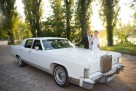 Wynajem zabytkowego Lincolna Continentala - 2