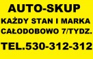 AUTO-ZŁOM TEL.501-525-515 ZŁOMOWANIE SAMOCHODÓW SKUP 24/H - 3