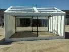 Namiot handlowy, namiot magazynowy, hala namiotowa.
