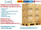 Najtańsze przesyłki paletowe do 1200 kg od 68 zł - 1