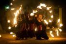 Arta Foc - pokazy ognia, fireshow, teatr tancerzy ognia - 1
