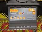 Akumulator CENTRA FUTURA 12V 53Ah/540A ŁOMŻA