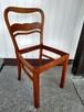Krzesło antyczne dębowe po renowacji ! - 2