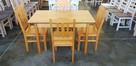 Krzesło twarde sosnowe Producent nowe kuchnia restauracja - 6