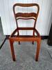Krzesło antyczne dębowe po renowacji ! - 1