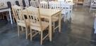 Zestaw nowoczesny-stół 120 x 70 +4 krzesła twarde Producent