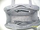 torebka torba  z  filcu  filcowa - 4