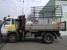 Transport Ciężarowy HDS, Wywrotka, Piach, Ziemia, Beton, Kam - 5