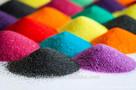 Piasek kwarcowy kolorowy dekoracyjny kamień kruszywo żwir