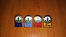 Herbalife odchudzanie zdrowotne przypinki znaczki - 2