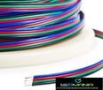 Przewód kabel pięciożyłowy do taśm LED RGBW 1mb - 2