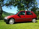 Peugeot 106 II Samochód osobowy