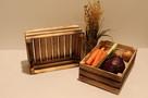 Skrzynki drewniane na owoce warzywa Tanio - 3