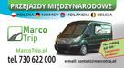 Busy Do Holandii Bus Polska Holandia MarcoTrip