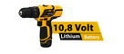 Wkrętarka akumulotowa Vordon VR08I ZESTAW 13 akcesoriów