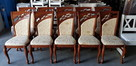 Krzesło tapicerowane do salonu restauracji Producent Nowe - 1
