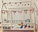 Łóżeczko domek / House Bed / Łóżeczka dla dzieci - 8