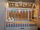 Łóżeczko domek / House Bed / Łóżeczka dla dzieci - 3