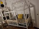 Łóżeczko domek / House Bed / Łóżeczka dla dzieci - 7