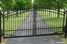 Brama dwuskrzydłowa rozwierna 3,5m 4m 5m
