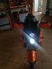 KTM 990 ADV Lampa tuning ksenon led przód - 5