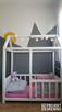 SZYBKA REALIZACJA/Łóżeczko domek, łóżko dla dziecka/