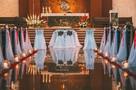 Dekoracje ślubne kościoła MARTADECOR