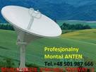 Anteny TV SAT montaż, serwis, naprawa 501987666 - 2