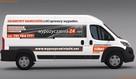 Wypożyczalnia samochodów dostawczych i osobowych LEGIONOWO