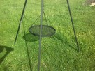 Grill trójnóg 215 cm regulowany - 3
