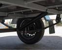 Przyczepka samochodowa FRACHT RÓŻNE WYMIARY przyczepa RESOR - 2