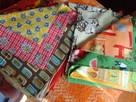 chustki na głowe  - bandamki nowe bawełniane kolorowe - 3