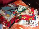 chustki na głowe  - bandamki nowe bawełniane kolorowe - 2