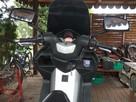 peugeot satelis 125 cm3 duży szybki skuter mały przebieg - 7