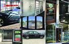 Foliowanie szyb, witryn szklanych, balkonów - reklamowe i in