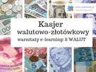 Kasjer walutowo-złotówkowy 8 walut