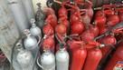 Skup gaśnic i butli po gazach technicznych - 2