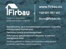 Osuszanie Podposadzkowe Osuszanie Budynków FIRBAU - 7