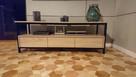 Stół Stolik Kawowy Kuchnia Jadalnia Krzesła Nogi Stalowe - 3