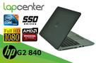 HP ELITEBOOK G2 840 I5-5GEN ATI R7 8GB RAM 128GB SSD W10P
