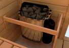 Piec do sauny Scandia NB fińskiej firmy SAWO Finland