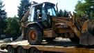 Transport kruszywa, maszyn budowlanych