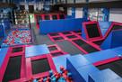 Park trampolin organizacja urodzin zabawa w Jump Mania
